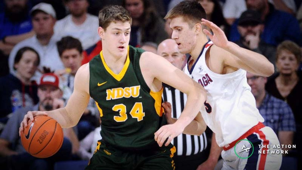 College Basketball Betting Data, Feb. 14: Mid-Major Unders Highlight Thursday PRO System Matches article feature image