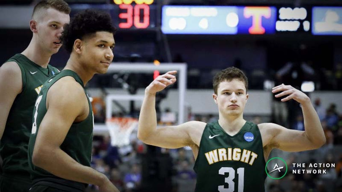 Thursday College Basketball Betting Data: Profitable System Matches SoCon Game article feature image