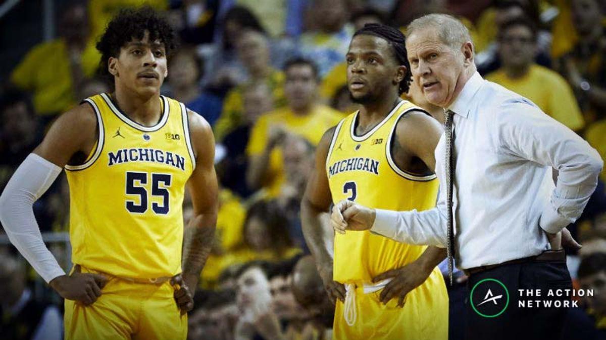 College Basketball Betting Data Breakdown, Feb. 5: Big Favorites in Big Ten article feature image