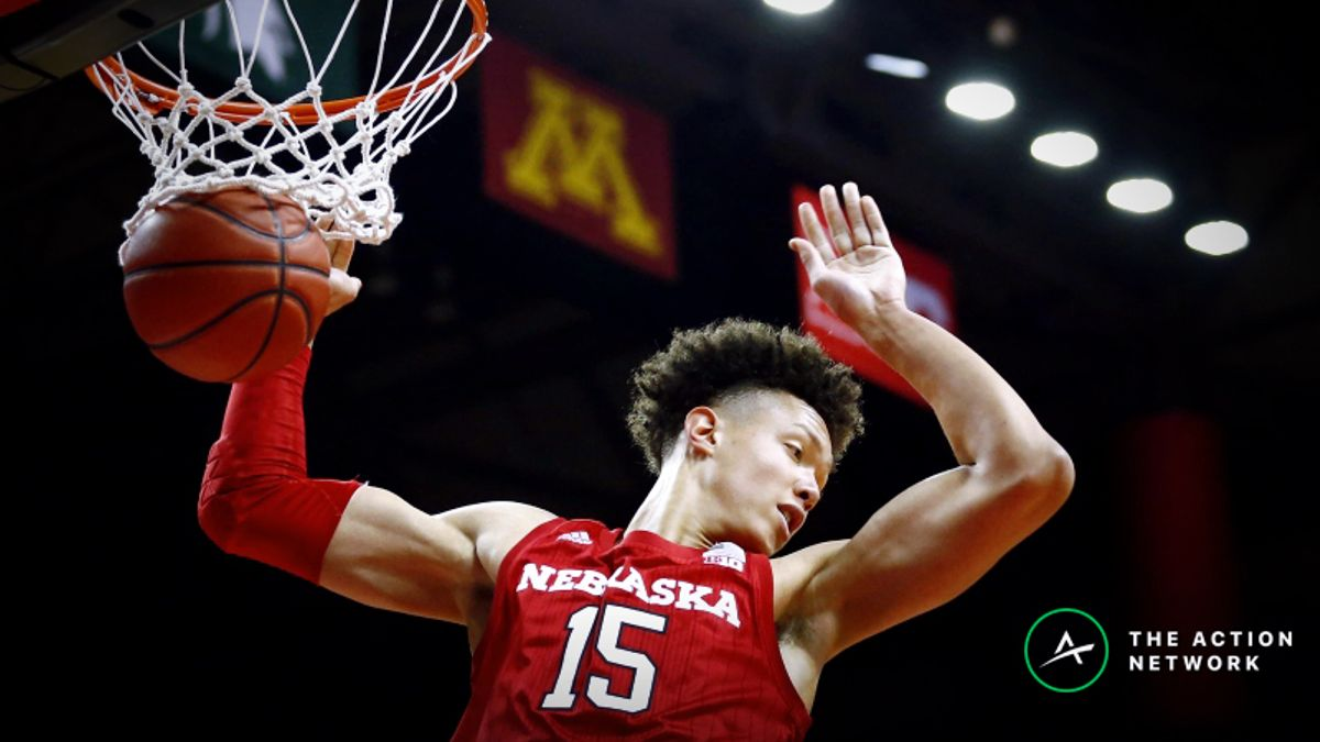 CBB Sharp Report: Pros Betting Maryland-Nebraska, 2 Other Wednesday Games article feature image