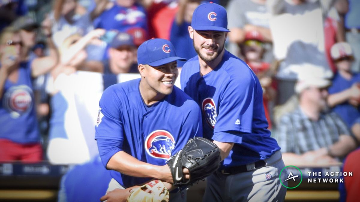 Chicago Cubs 2019 Betting Odds, Preview: 'Bouncing Back' From 95 Wins article feature image