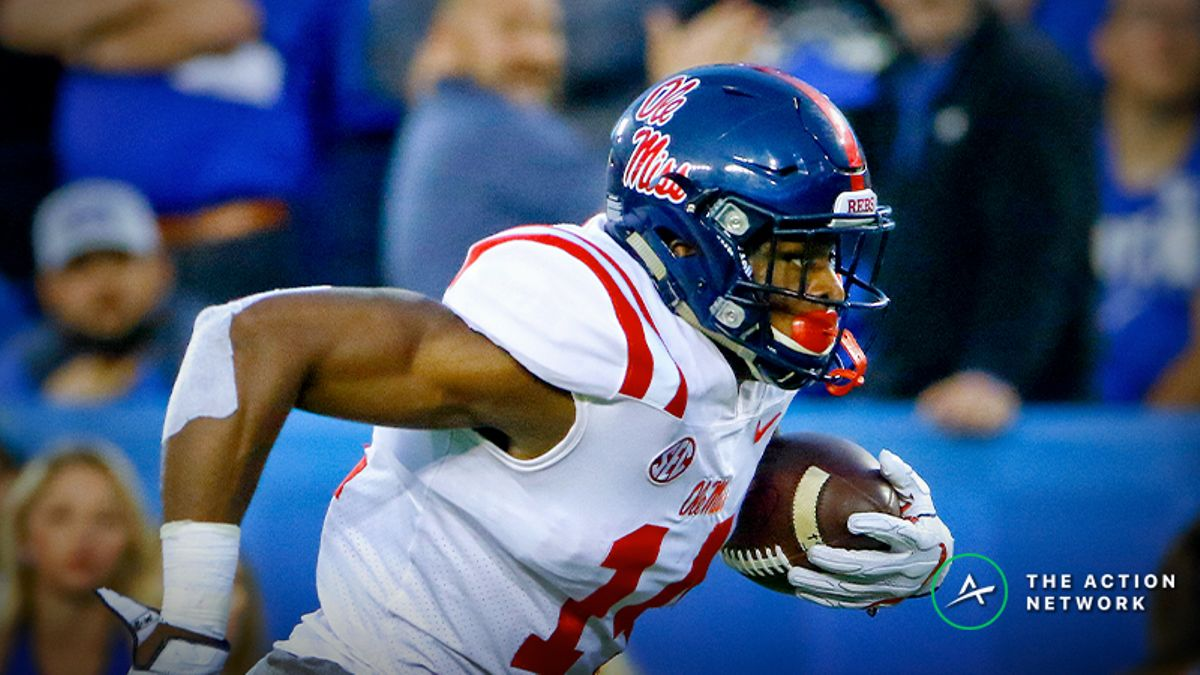 2019 NFL Draft: When Will the First Wide Receiver Be Drafted? article feature image