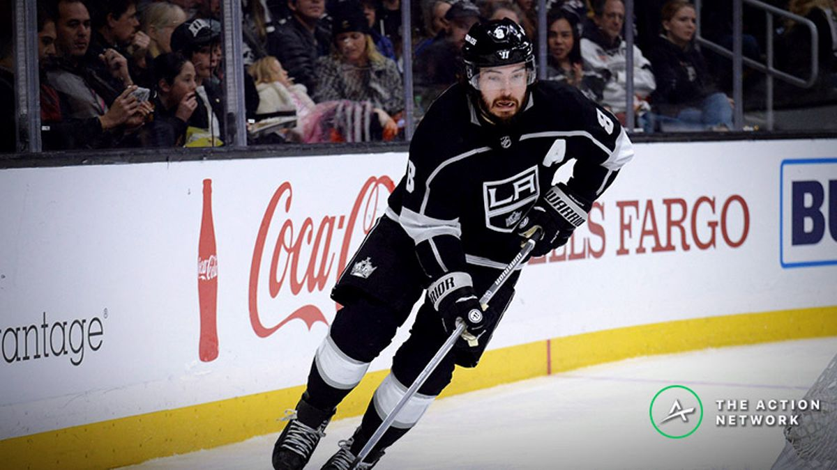 Kings-Capitals Betting Preview: Will Washington's Struggles Continue? article feature image