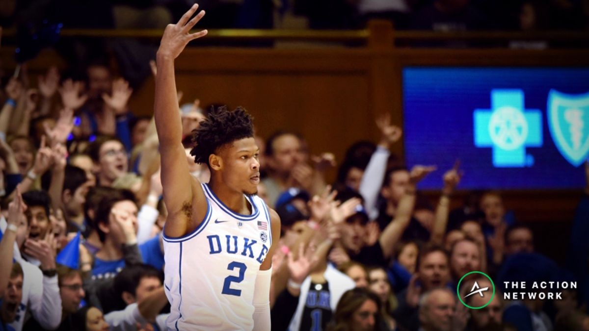 CBB Sharp Report: Pros Betting UNC-Duke, 2 Other Wednesday Games article feature image