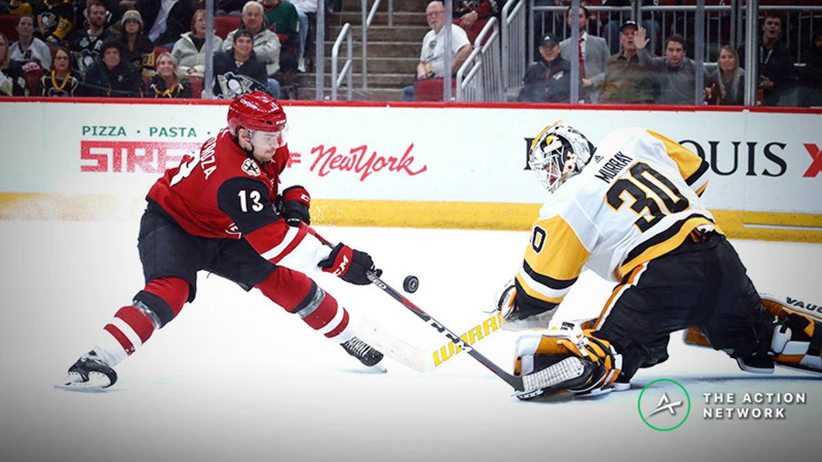 NHL 1st Period Model Tutorial and FAQ: What Does Any of This Mean? article feature image