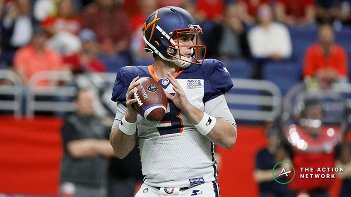 AAF Week 3 Scouting Report: Each Team's Biggest Strength, Workload Notes, More article feature image
