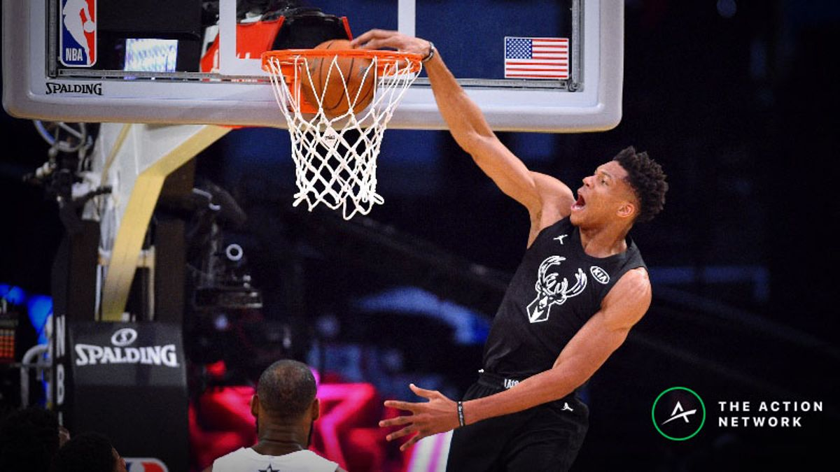 NBA All-Star Game Trends: Are Underdogs a Smart Bet? article feature image