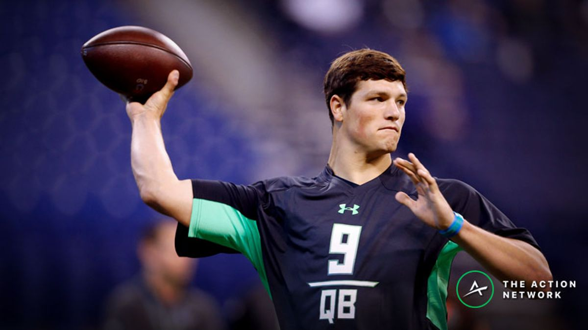 The Ultimate Week 1 AAF Betting Guide: Whatever You Do, Fade Christian Hackenberg article feature image