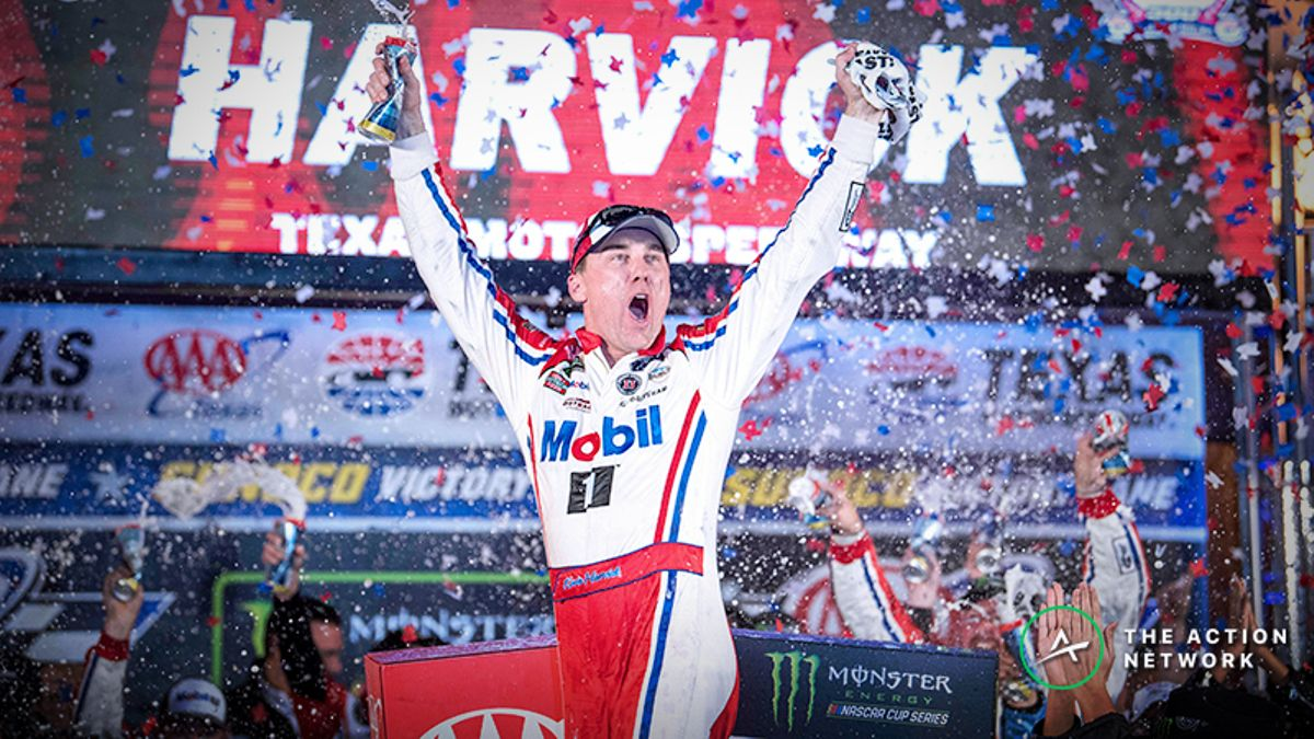 Coca-Cola 600 Betting Odds, Picks: Best Bets to Win at Charlotte Motor Speedway article feature image