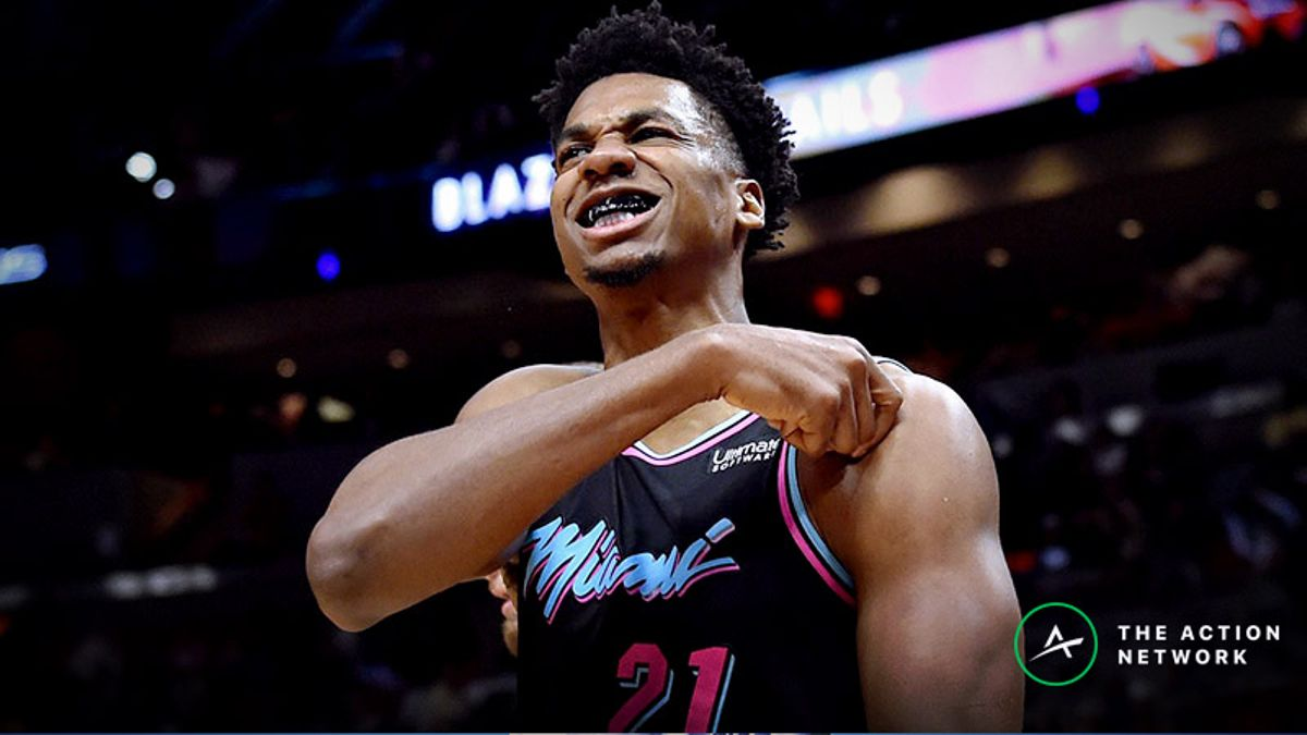 NBA Expert Picks: Our Staff's Favorite Bets for Blazers-Heat, 2 Other Games article feature image