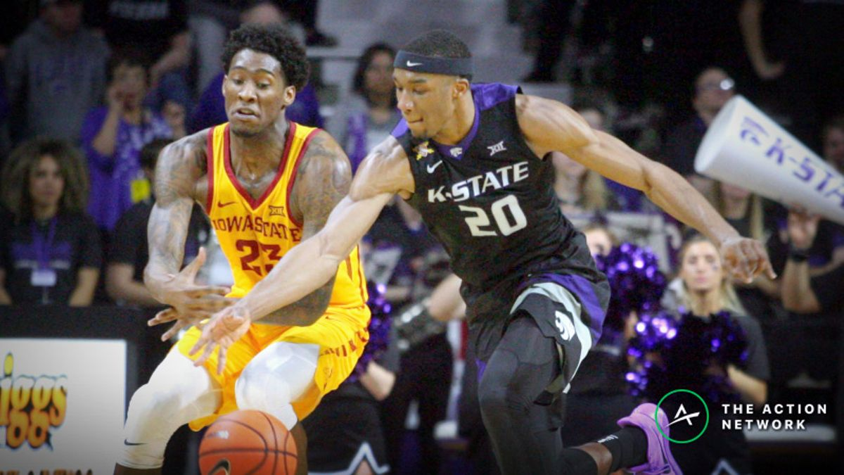 CBB Sharp Report: Pros Betting Iowa State-Kansas State, 2 Other Saturday Games article feature image