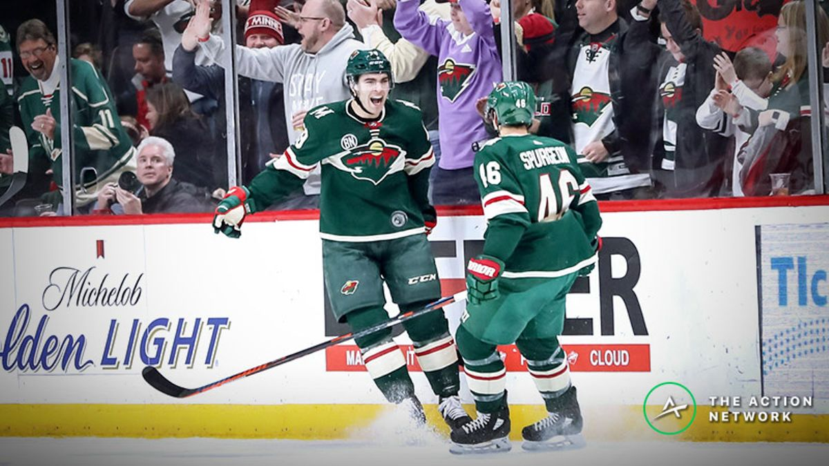 Ducks-Wild Betting Preview: Two Struggling Teams Meet in Minnesota article feature image