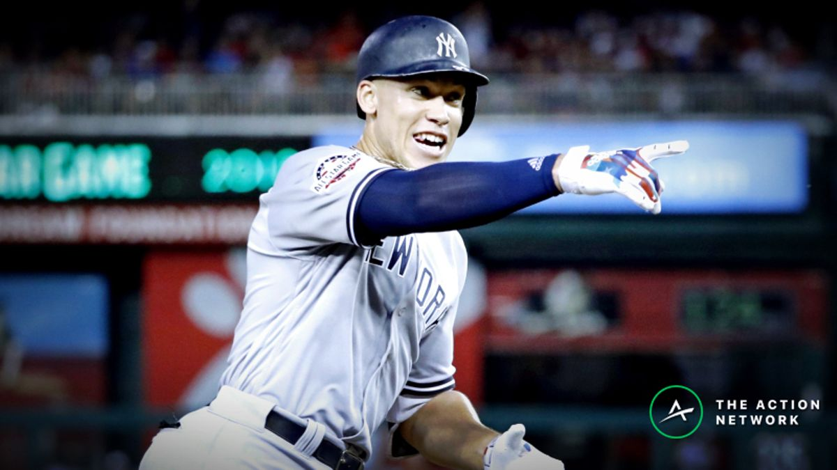 2019 MLB Vegas Futures Odds: World Series, Win Totals, Division and Playoffs article feature image
