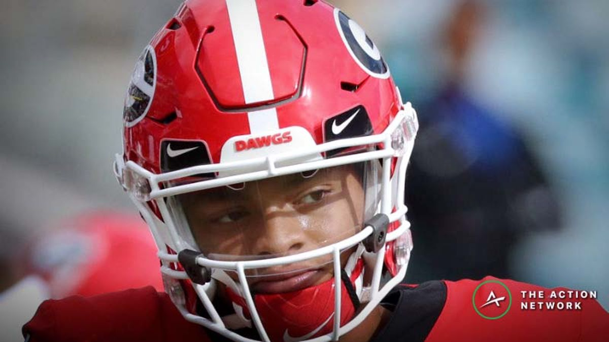 Ohio State National Title Odds Improve After Justin Fields' Eligibility Ruling article feature image