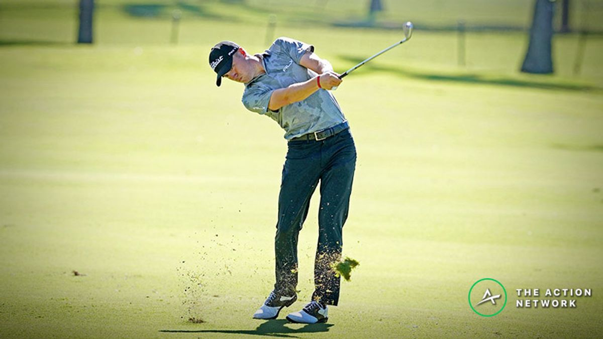 Sobel's Waste Management Open Matchup Bets: Backing One of the World's Best as an Underdog article feature image