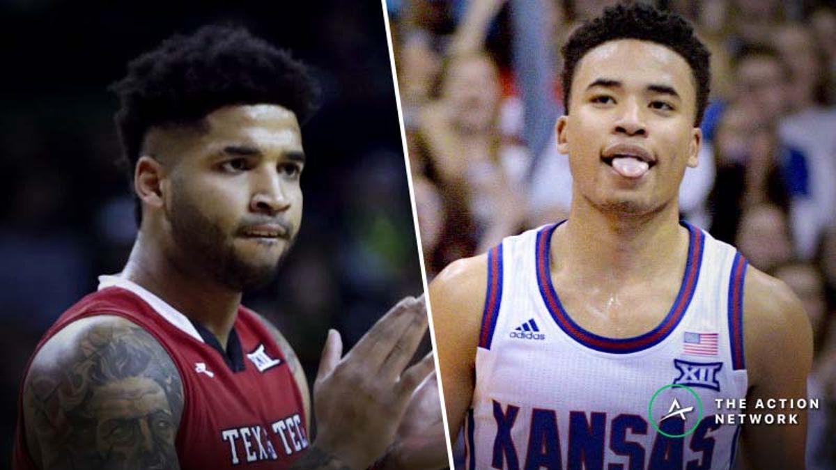 Kansas-Texas Tech Betting Guide: Will Red Raiders' Defense Get Revenge? article feature image