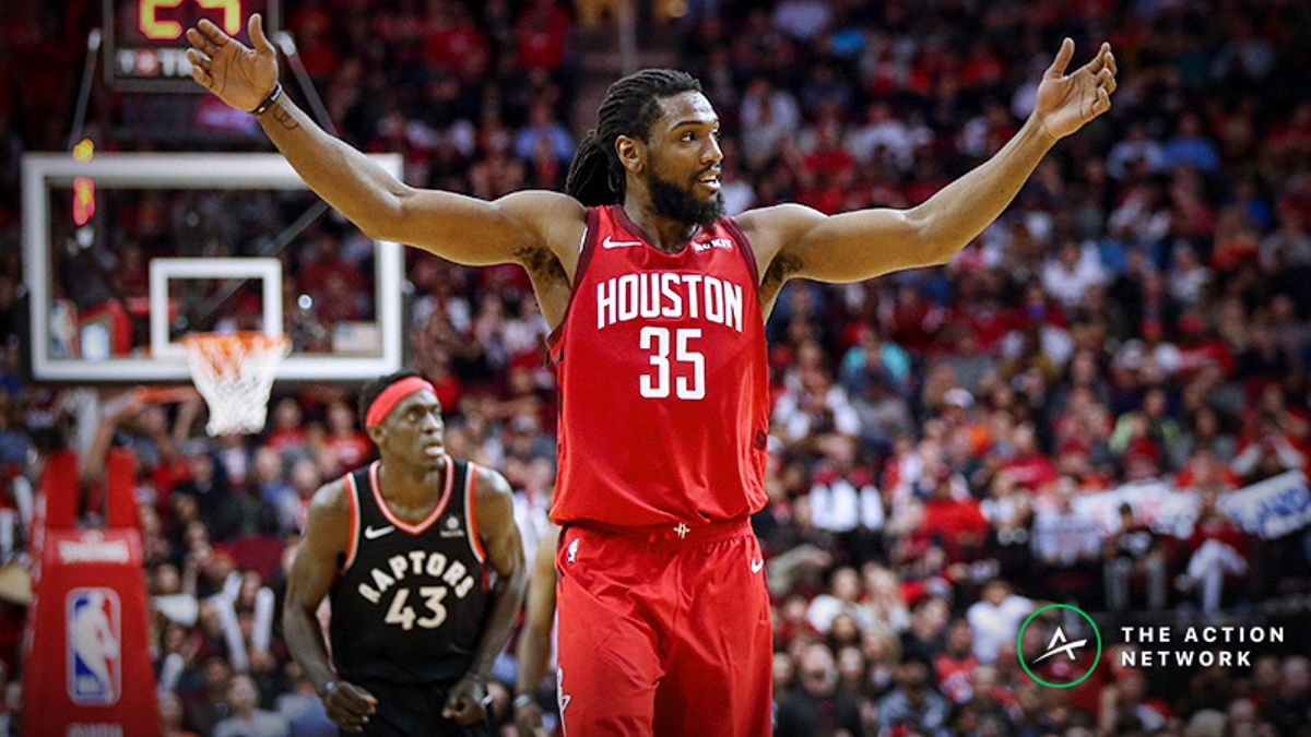 Monday's Best NBA Player Props: Betting Kenneth Faried Rebounds, More article feature image