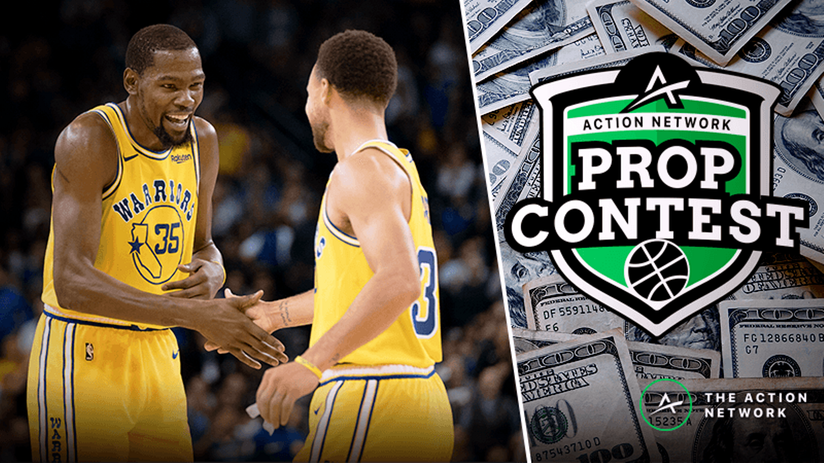 Win $250 in Cash: Enter Wob and Moore's FREE Warriors-Sixers, Rockets-Celtics Props Contest article feature image