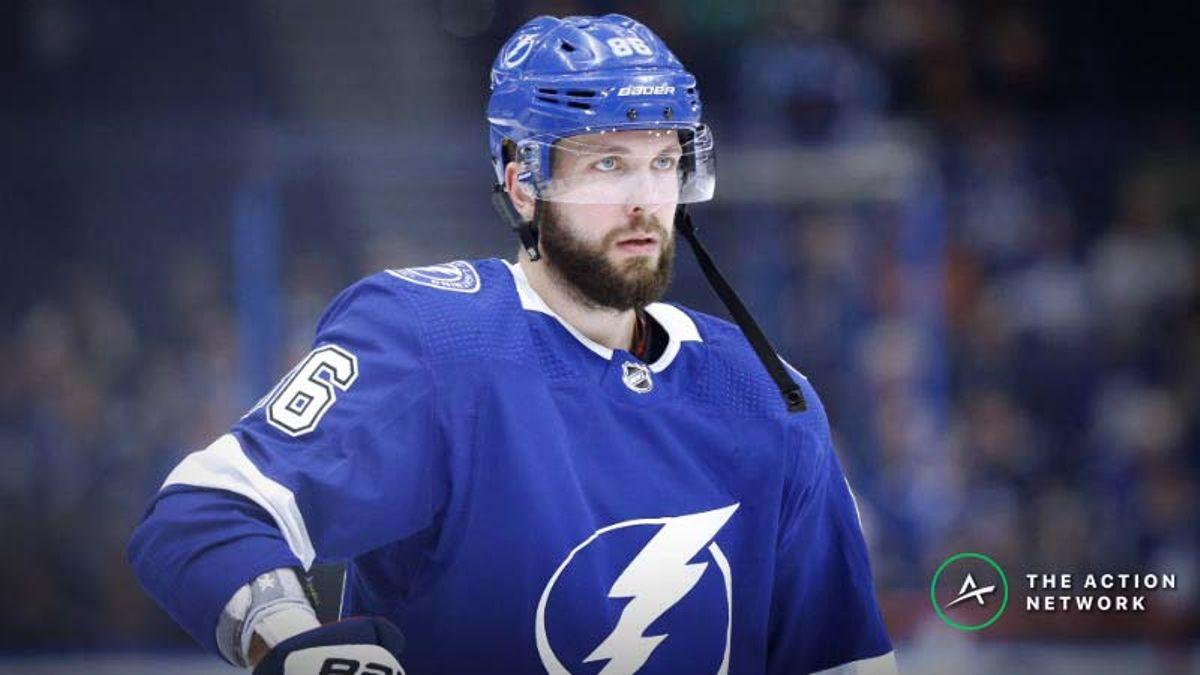 Freedman's Favorite NHL Player Prop (Feb. 18): Will Nikita Kucherov Take 3 Shots? article feature image