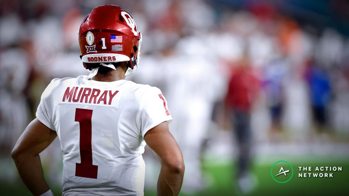 Ranking the Top-10 Fantasy Football Destinations for Kyler Murray article feature image