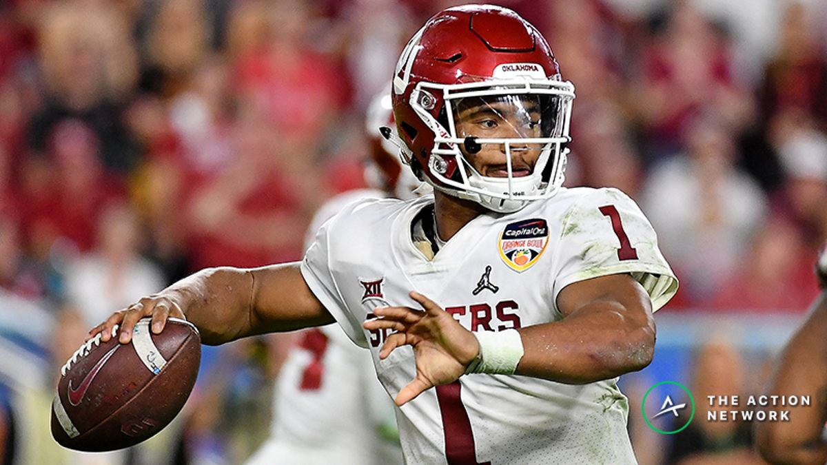 2019 NFL Combine: Will Kyler Murray Run the 40-Yard Dash? article feature image