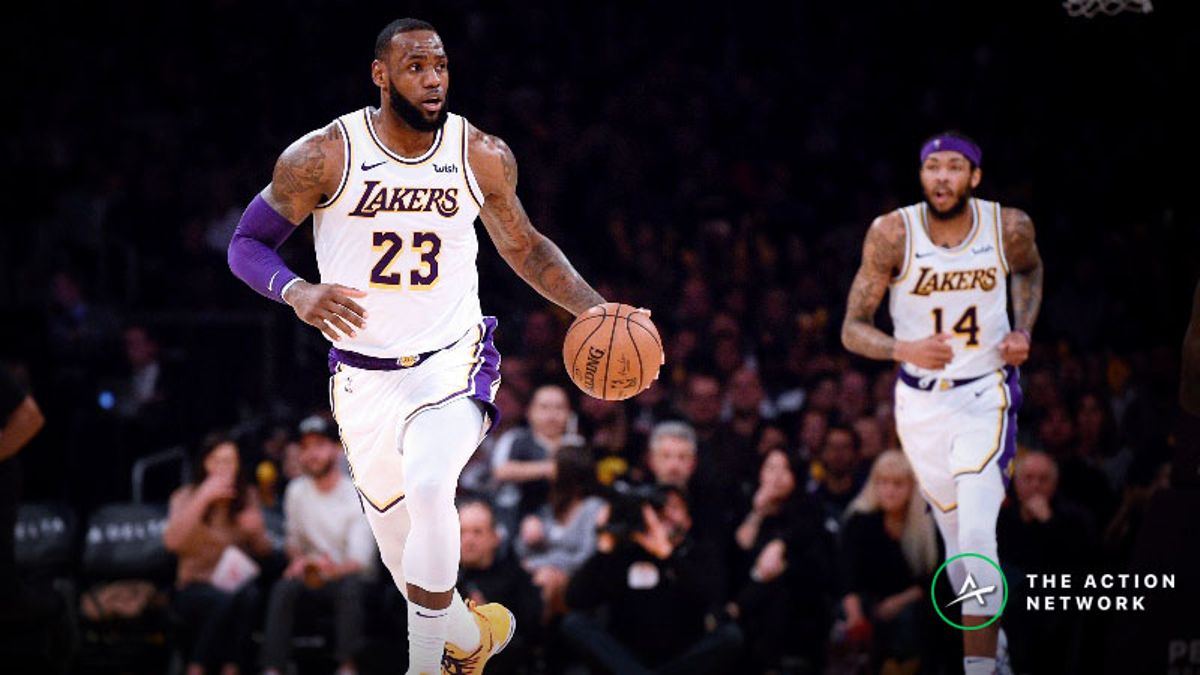 NBA Betting Tip: Leverage Tanking Teams to Find Value Monday Night article feature image
