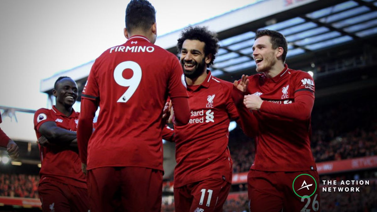 Champions League Round of 16: Balanced Betting for Bayern Munich-Liverpool and Barcelona-Lyon article feature image