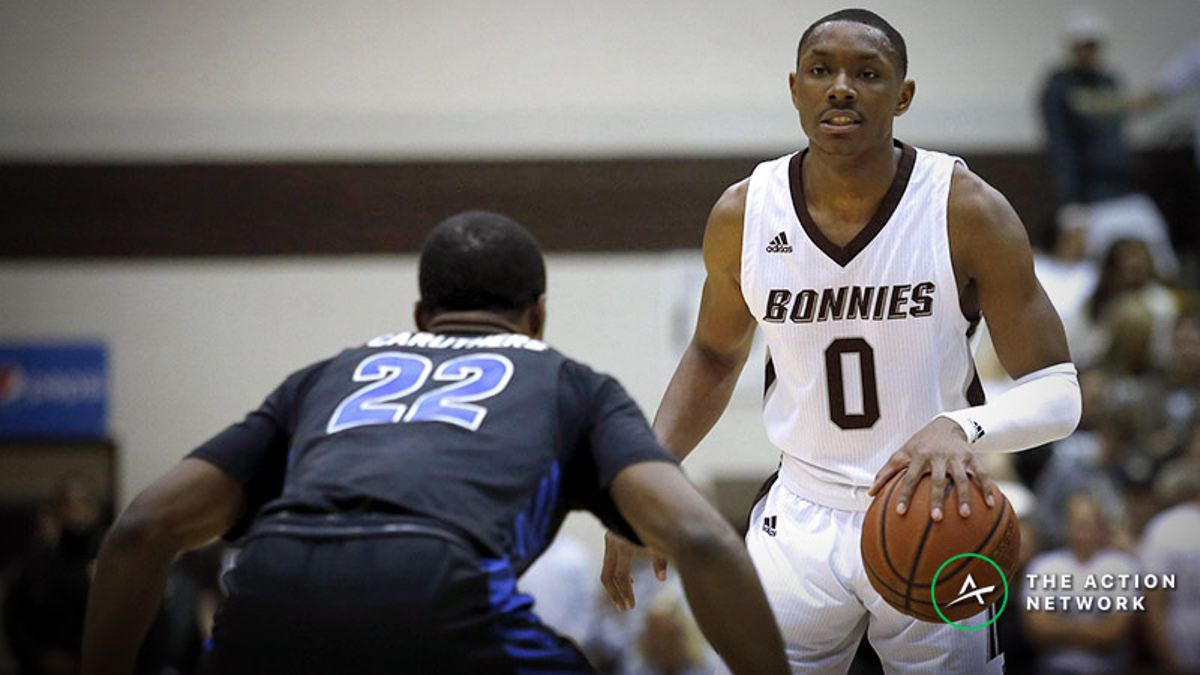 Our Staff's 6 Favorite Under-the-Radar College Basketball Bets for Wednesday article feature image