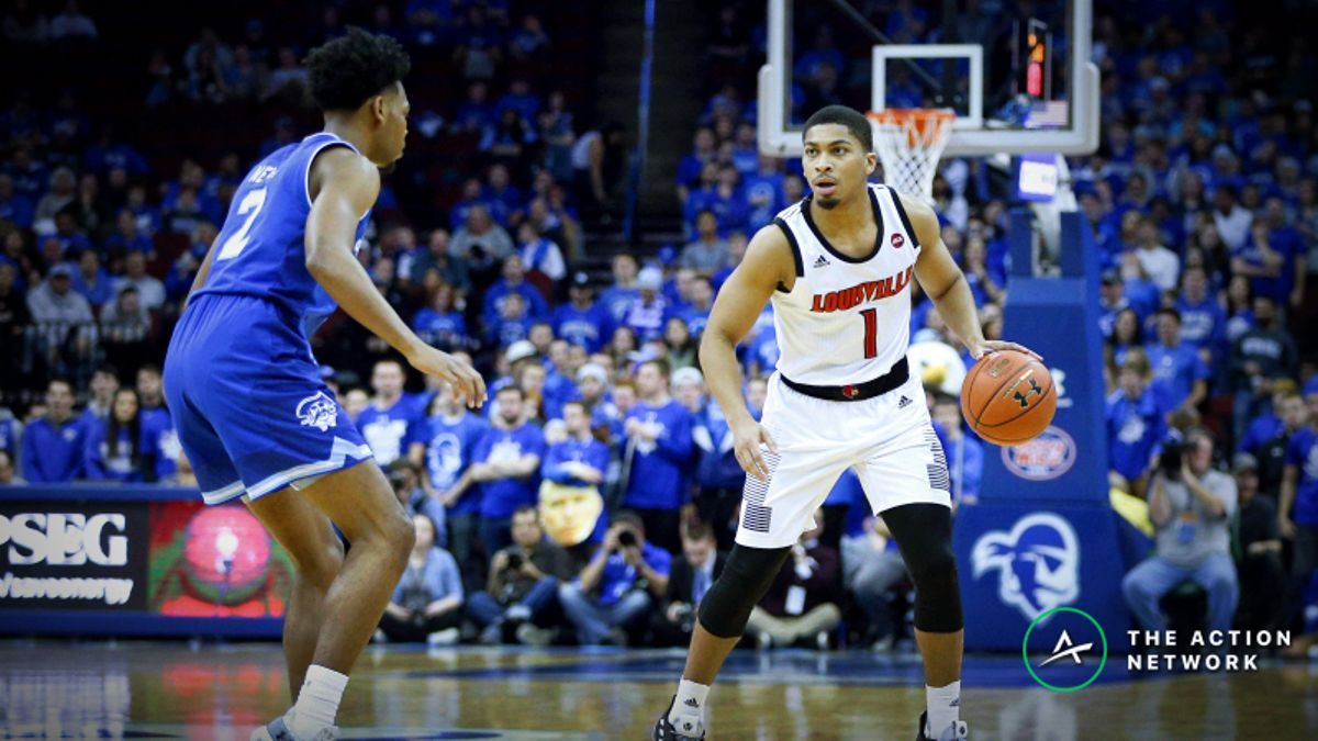 Final Four Dark Horse Candidates: Louisville Flying Under the Radar article feature image