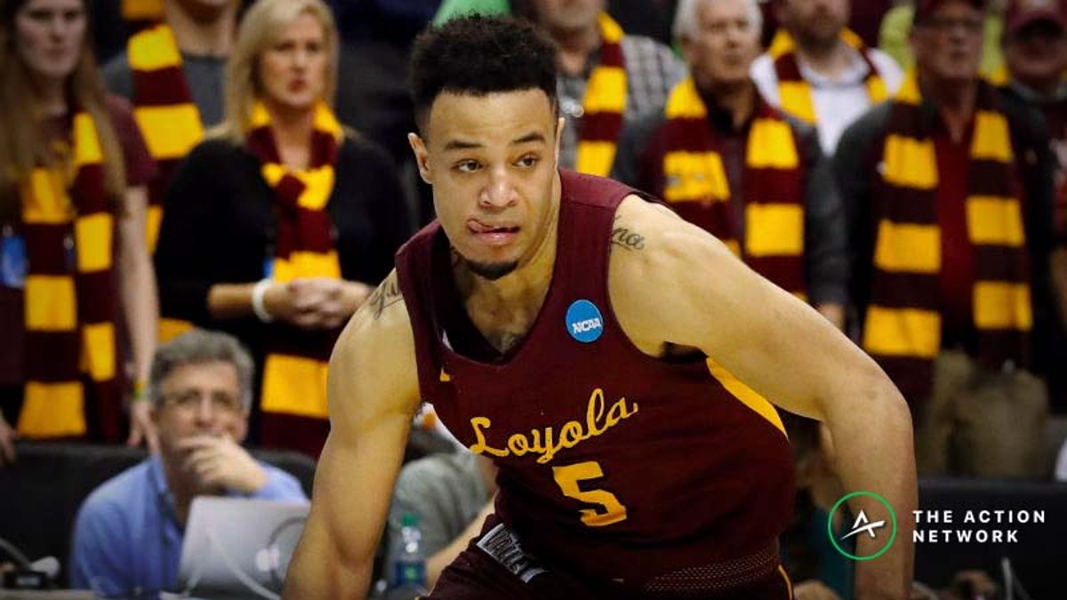 College Basketball Betting Previews: Loyola Primed For Revenge vs. Missouri State article feature image