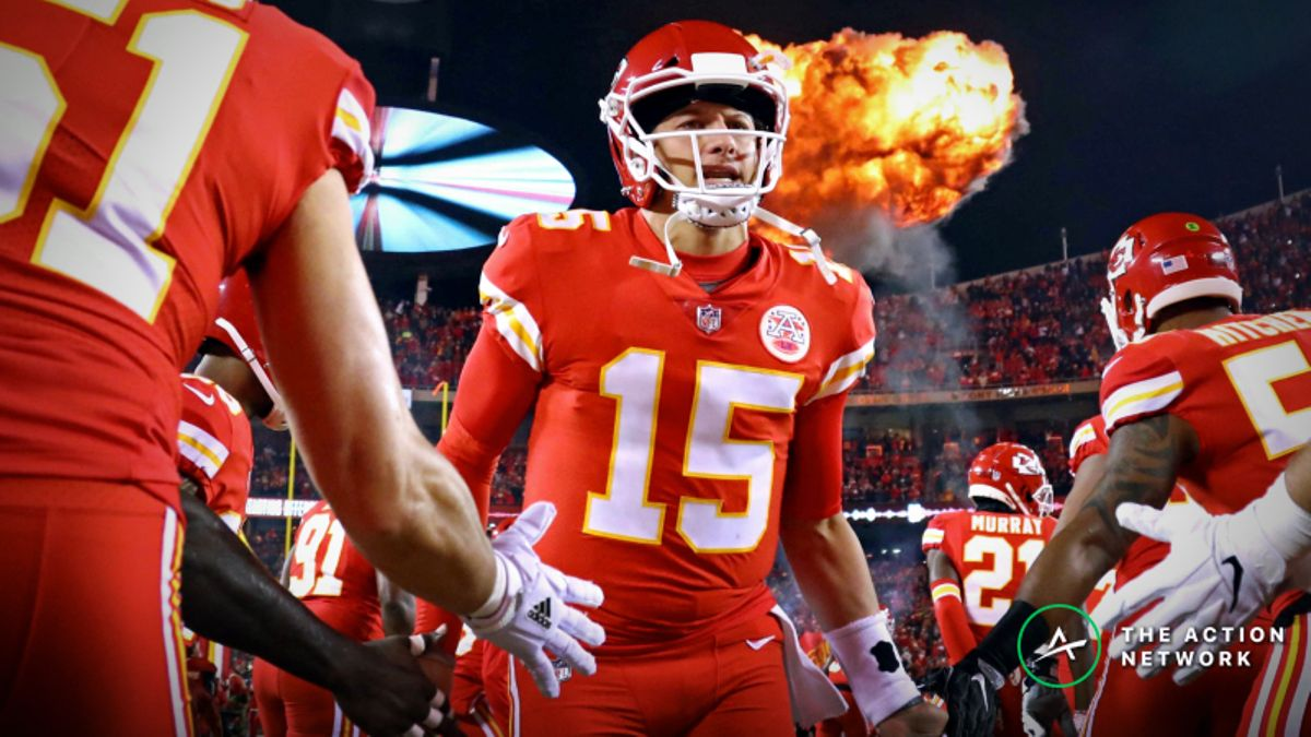 Super Bowl 54 Odds: Chiefs Favored to Win Big Game in 2020 article feature image