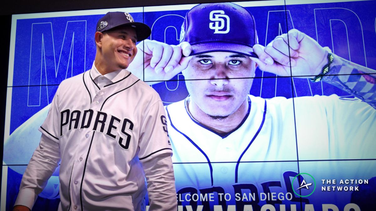 San Diego Padres 2019 Betting Odds, Preview: Not Contenders … Yet article feature image