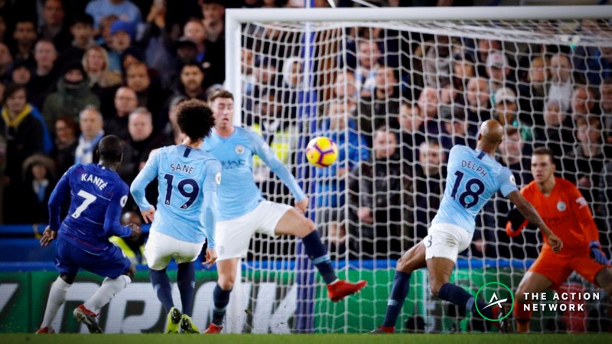 Premier League Week 26 Betting Preview: Back Manchester City to Beat Chelsea article feature image