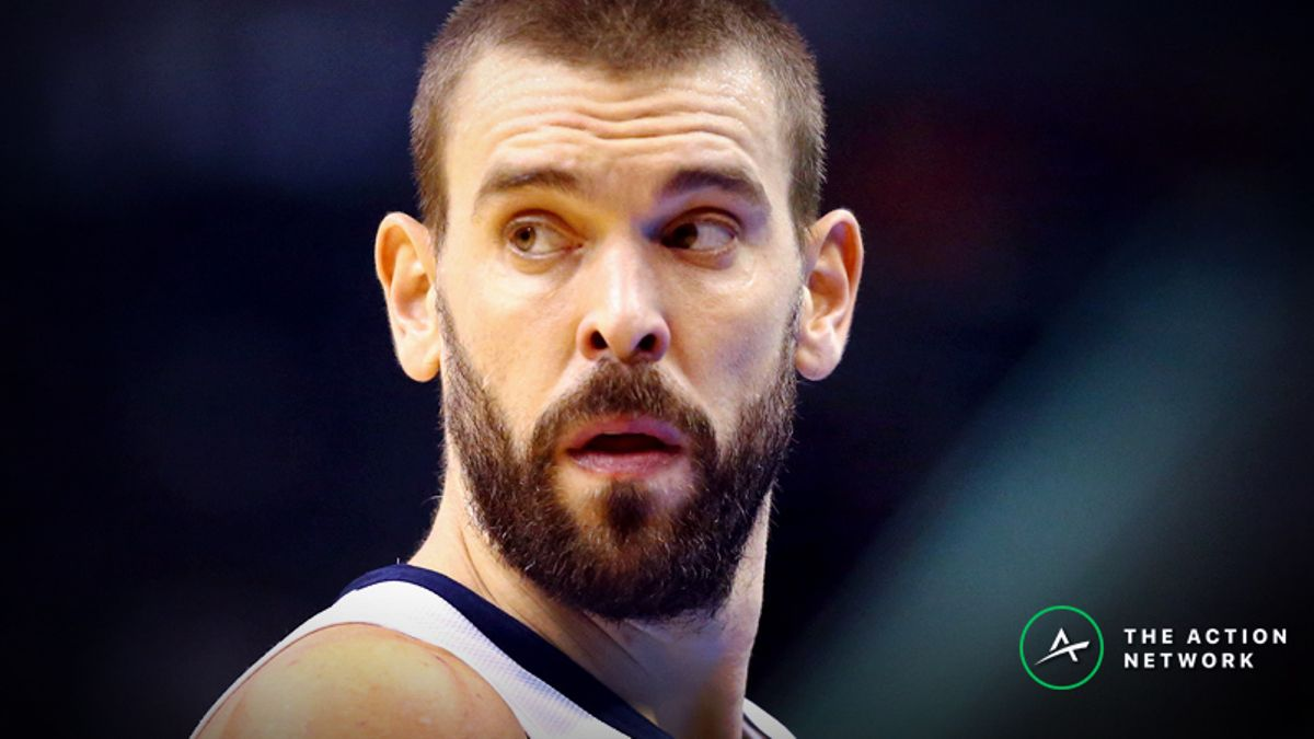 Moore: Raptors' Trade for Marc Gasol Another All-In Gamble article feature image