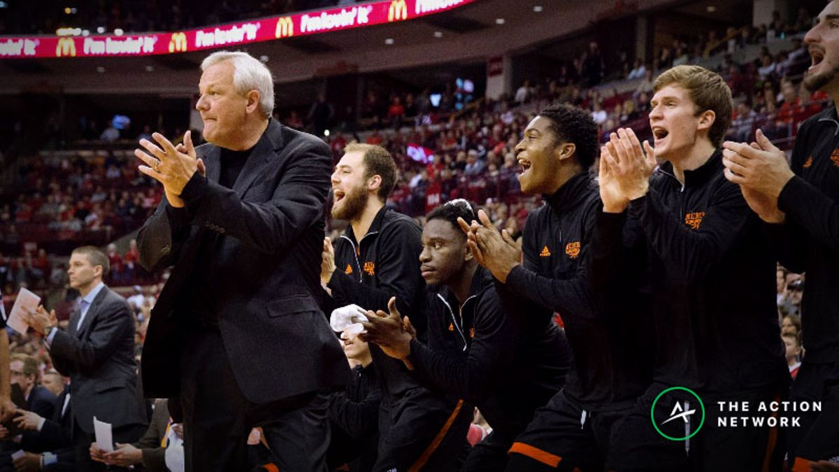 College Basketball Betting Tip: Thursday's Mercer-VMI Matchup Offering Contrarian Value article feature image