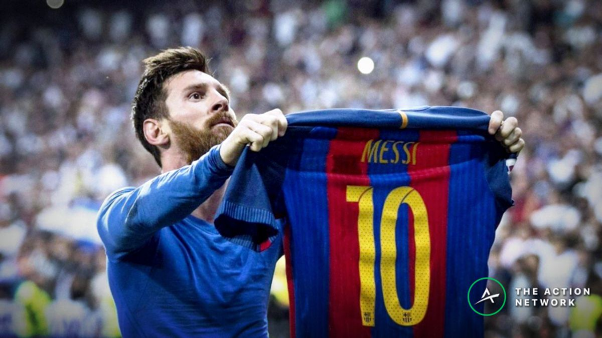 Copa del Rey Semifinal Preview: Barcelona Odds on the Move with Messi Fit to Play article feature image