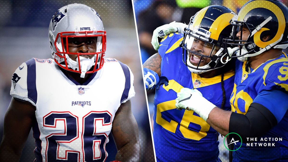 Biggest Super Bowl 53 Mismatches: Which Running Game Will Dominate Patriots-Rams? article feature image