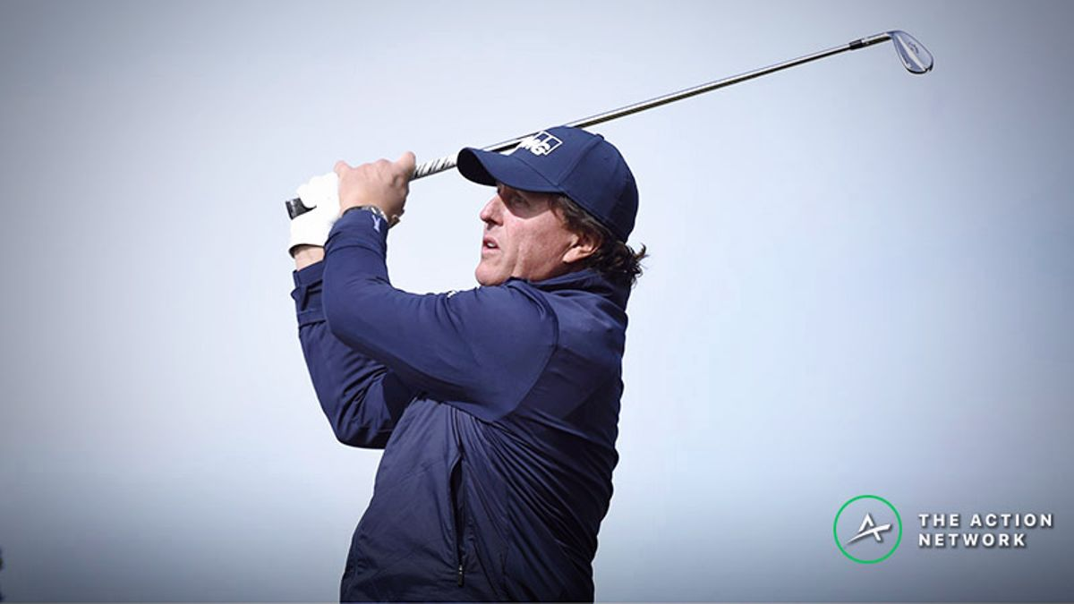 What Does Phil Mickelson's Victory at Pebble Beach Mean for His Chances at the U.S. Open? article feature image