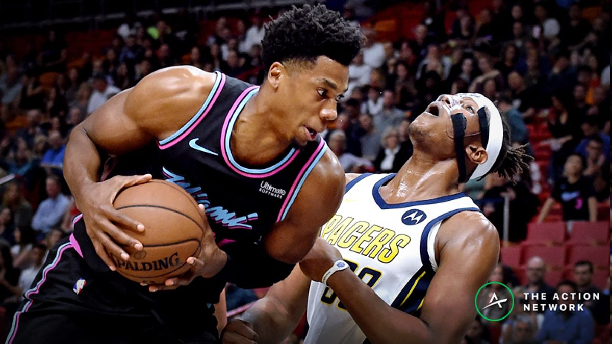Monday's NBA Injury Report: Betting and DFS Impact of Myles Turner, Timberwolves Injuries article feature image