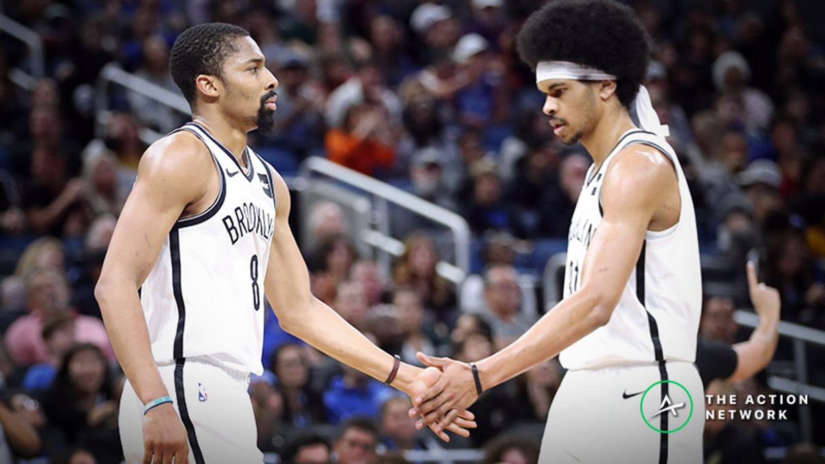 NBA Expert Picks: Our Staff's Favorite Bets for Nuggets-Pistons and 2 Other Monday Games article feature image