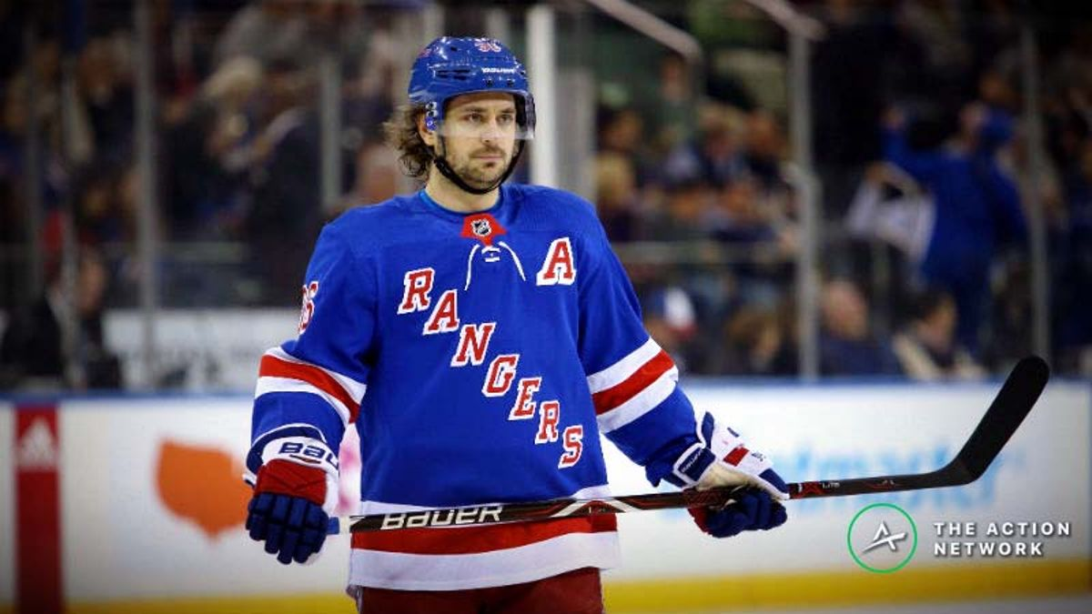 Freedman's Favorite NHL Player Prop Bet (Feb. 6): Arbitrage Mats Zuccarello Shots on Goal article feature image