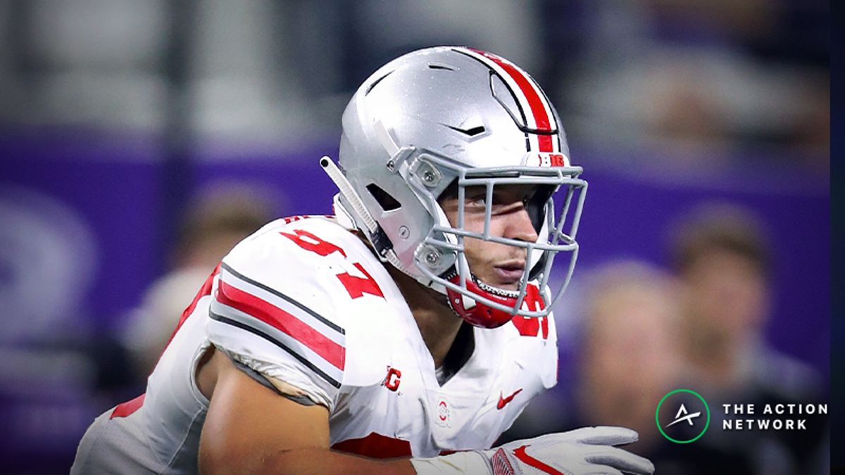 Nick Bosa NFL Combine Prop Bets: Bench Press and 40-Yard Dash article feature image