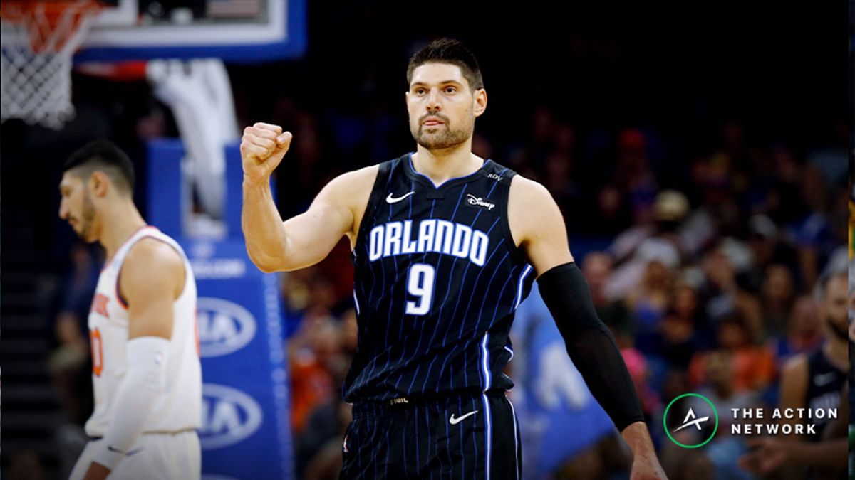 Raybon's Favorite NBA Player Props for Tuesday: Nikola Vucevic Over/Under 3.5 Assists? article feature image