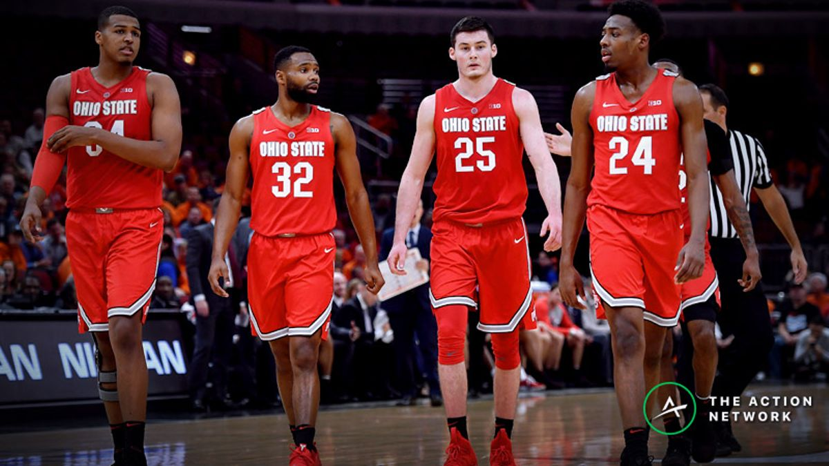 Thursday's College Basketball Betting Previews: Illinois-Ohio State, UTSA-Southern Miss article feature image