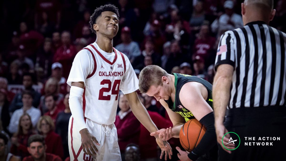 Bettors Aren't Buying Oklahoma Against Baylor, But Should You? article feature image