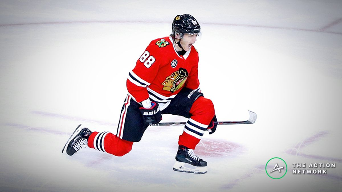 Locky's First Period NHL Model, 2/24: Stars-Blackhawks and a Clash of Styles article feature image