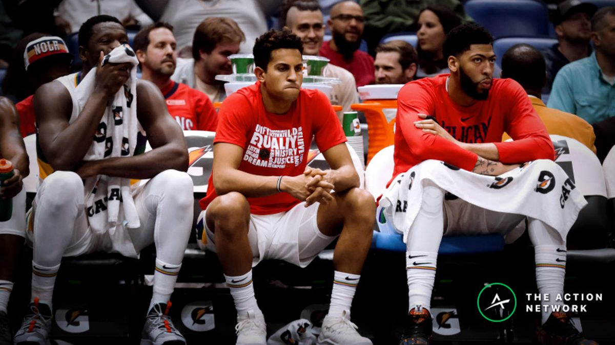 Thunder-Pelicans Odds: New Orleans the Least Popular NBA Bet Since 2008 article feature image