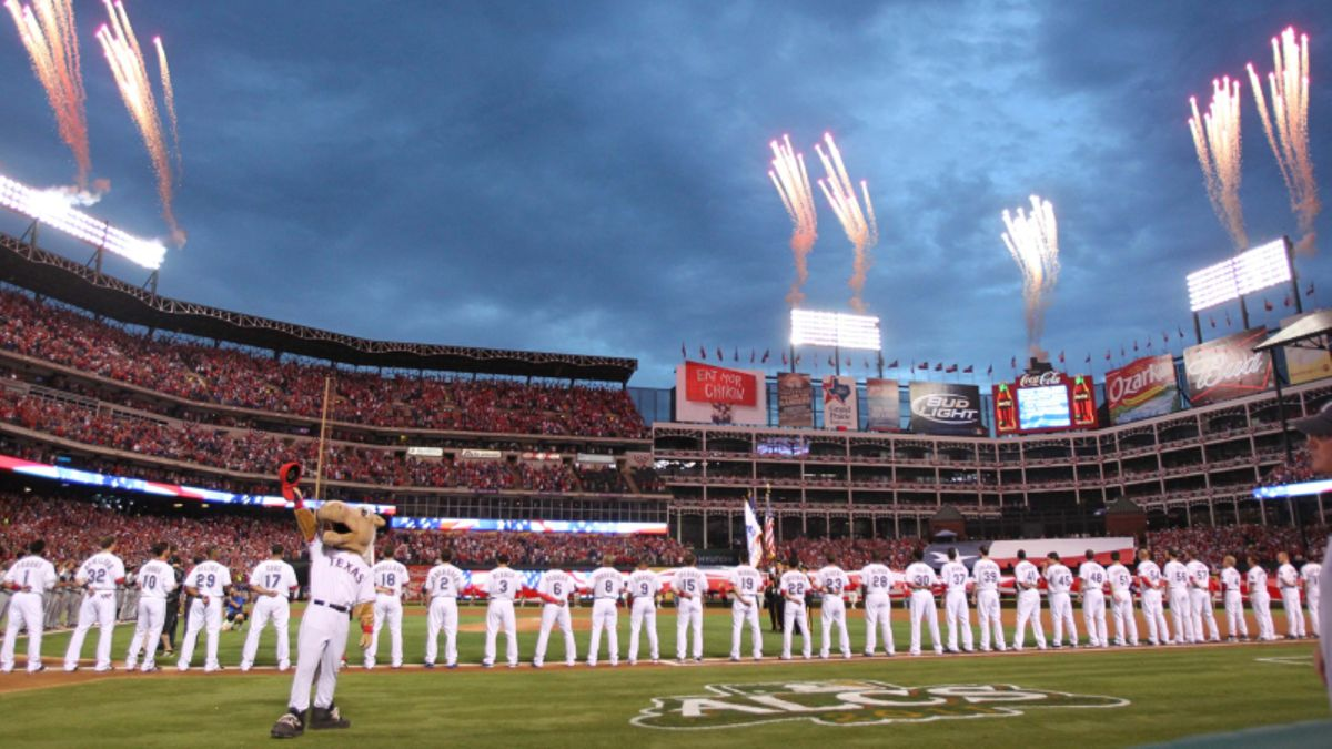 MLB Tuesday Weather: A Counter-Intuitive Trend for Angels vs. Rangers article feature image
