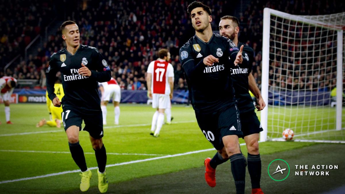 European Soccer Betting Preview, February 15-18: Real Madrid Making a Run for La Liga Supremacy article feature image