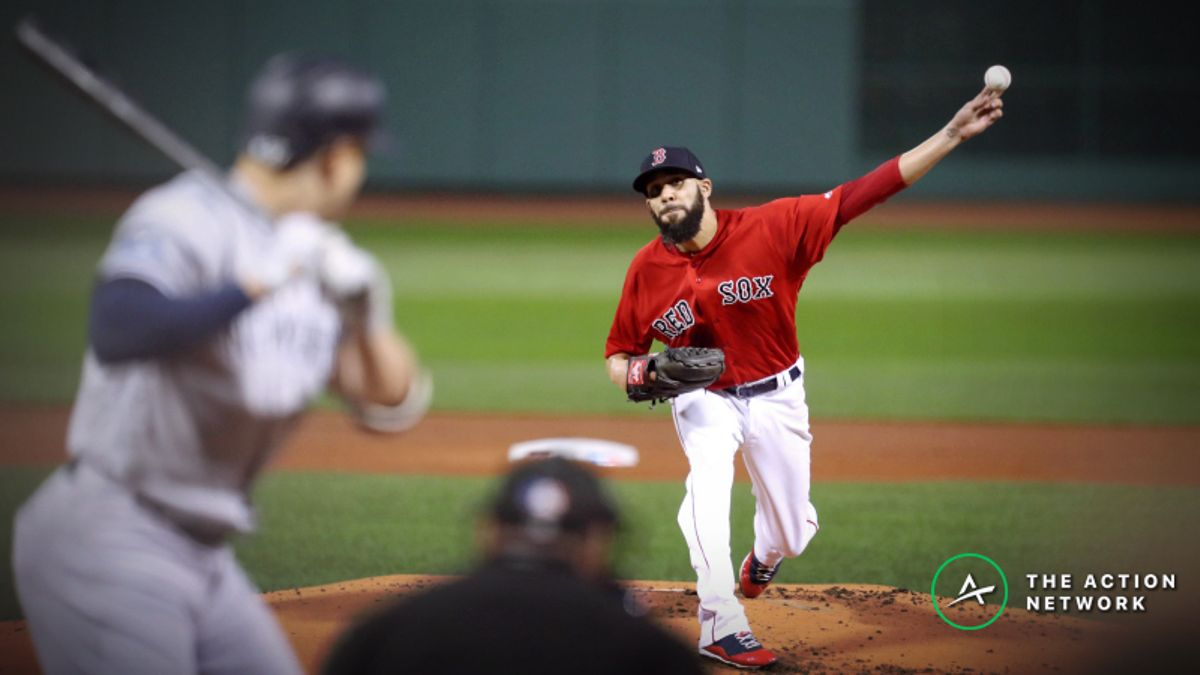 MLB Divisional Odds: Red Sox, Yankees Co-Favorites in AL East article feature image